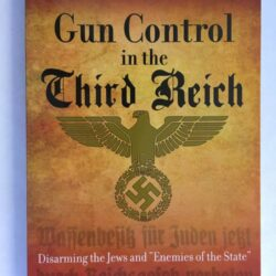 Gun Control in the Third Reich book cover